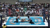 NJPW Best of Super Juniors XXIII Day 8 (05.30.2016) - Will Ospreay vs Tiger Mask