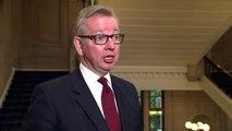 Gove: Brexit could let UK scrap VAT on energy bills
