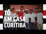 ST: TÔ EM CASA - CURITIBA | SPFCTV