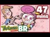 Os Padrinhos Mãgicos Episódios Para Crianças - Dia das Mães - Compilação De 47 Mins