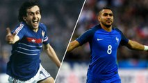Quarante ans de coups-francs splendides en Équipe de France