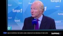 Jamel Debbouze : Brice Hortefeux le recadre après ses propos sur Karim Benzema et Hatem Ben Arfa (Vidéo)