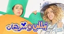 البرومو الثاني لمسلسل نيللي وشريهان - بطولة دنيا سمير غانم وايمي سمير غانم رمضان 2016