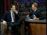 Norm Macdonald - David Letterman - 01-07-1998