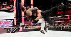 Roman Reigns, Randy Orton & Neville vs. Sheamus, Kane & Kofi Kingston- SmackDown, June 11, 2015