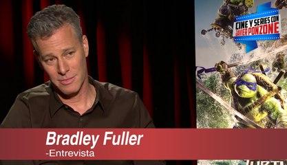 """A solas con Bradley Fuller de """"Tortugas Ninja 2: Fuera de las sombras"""" por Javier Ponzone"""