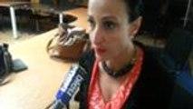 Me Lorea Chipi, avocate de Claude Ducos