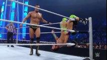 Zack Ryder vs. Alberto Del Rio - Money in the Bank Qualifying Match - SmackDown, May 26, 2016