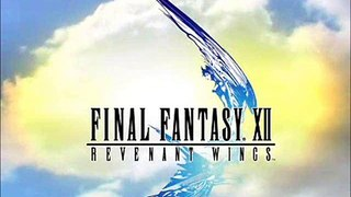 Final Fantasy XII Revenant Wings OST - 29 Airship 1 (Near the Water)