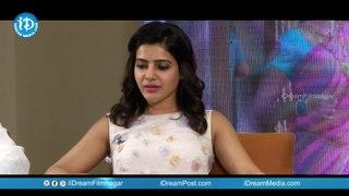 Watching A Aa Is Like Reading A Novel Samantha Anupama Param