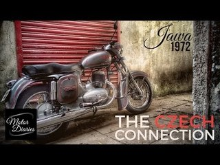 Jawa 250cc - The Czech Connection | Motor Diaries