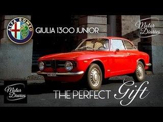 Alfa Romeo Giulia - The Perfect Gift | Motor Diaries