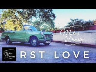 1962 Standard Herald - First Love | Motor Diaries