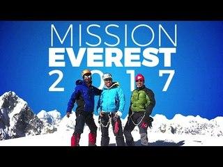 Mission Everest 2017