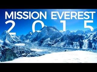 Mission Mount Everest - Official Teaser 2015