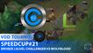 SpeedCup#21 - BronzeLevelChallenger vs Wolfblood