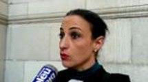 Maître Loréa Chipi, avocate de Claude Ducos