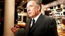 Bayrou parle des négociations UMP-UDI-MoDem pour les cantonales 2015