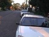 Toyota Supra Street Burn