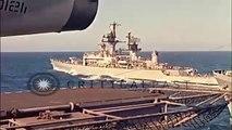 USS Pyro AE-24, USS Halsey, USS Radford & USS Coral Sea (South China Sea 1965)