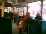 Trolejbus ev.č.22 mezi zastávkami Náměstí Bratří Čapků a Rožnov - točna na lince 2.