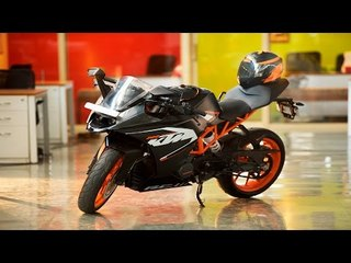 Without My Daddy's Money: How I Bought My KTM RC 200
