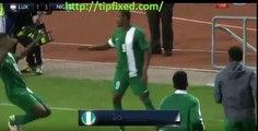 Odion Ighalo Goal HD - Luxemburgo 1-3 Nigeria 31.05.2016
