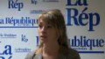 Interview d'Eurydice Bled, candidate des Verts aux municipales à Pau
