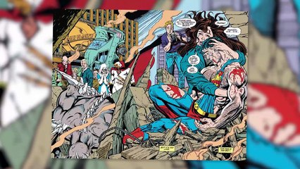 Top 10 Comic Book Deaths!