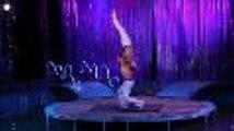 Angoulême: le cirque sur l'eau fait trempette