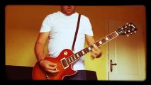 Axel Bauer - Eteins la lumière (cover Guitar backingtrack)