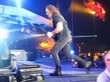 Metallica - Sad But True - Kirk's Solo - LIVE - Birmingham - LG Arena - 25/03/09