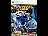 Sonic Unleashed/Sonic World Adventure Original Soundtrack (Disc 2) #19 - Intro: Skyscamper - Night