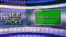 Arizona Diamondbacks vs. St Louis Cardinals Pick Prediction MLB Baseball Odds Preview 5-20-2016
