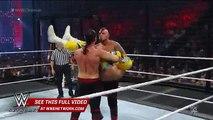 WWE Tag Team Championship Elimination Chamber Match- Elimination Chamber 2015, on WWE Network