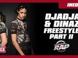 Djadja & Dinaz Freestyle inédit Part. 2 dans Planète Rap !