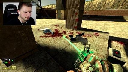 I KILLED NIGHTMARE SPONGEBOB | Gmod Sandbox Fun