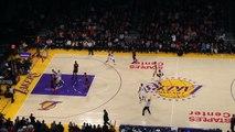 Kobe Bryant 3-point shoot vs Phoenix 28/12/2014