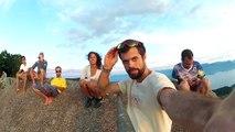 Pico do papagaio Ilha Grande - RJ 29-01-2015
