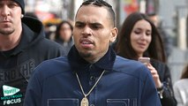 Chris Brown Sued For Allegedly Stealing A Hat