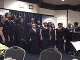 """ARISE Ensemble, """"Hold On Just a Little While Longer."""" K-O Conference UCC annual meeting, 9-27-14"""