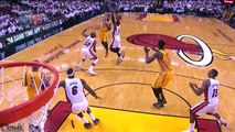 Paul George 22 Points, 6 Assists vs Heat 2013 Playoffs ECF Game 2[HD]