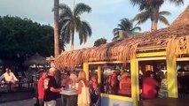 Outrigger Hotel beach views Estero Islands Fort Myers Beach Florida