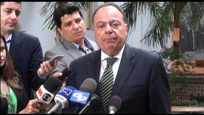 Almagro propone sumar a la OEA y más expresidentes al diálogo Unasur iniciado en Venezuela