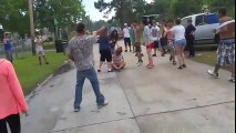 Crazy Street Fights - girls in street brawl 2015 - Awesome STREET FIGHTS Compilation 2015