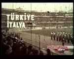 25.02.1973 - FIFA World Cup 1974 Qualifying Round 2nd Group Matchday 6 Turkey 0-1 Italy - 1974 Dünya Kupası Elemeleri Türkiye 0-1 İtalya