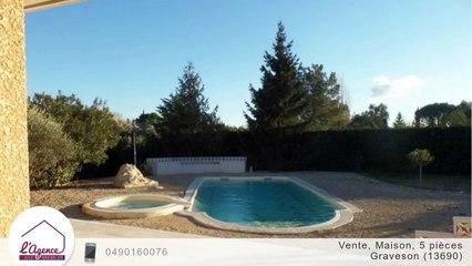 A vendre - Maison/Villa - GRAVESON (13690) - 5 pièces - 110m²