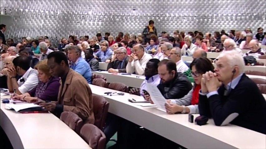 Rencontre internationale pour une conférence mondiale pour la paix et le progrès - Ouverture et table-ronde 1