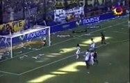 TLQO Vintage: Boca Juniors  1 - 0 River Plate  Gol de Battaglia (04.05.2008)