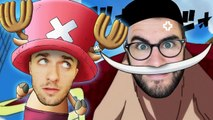 CYPRIEN GAMING-GÉANT VS NAIN - One Piece Burning Blood